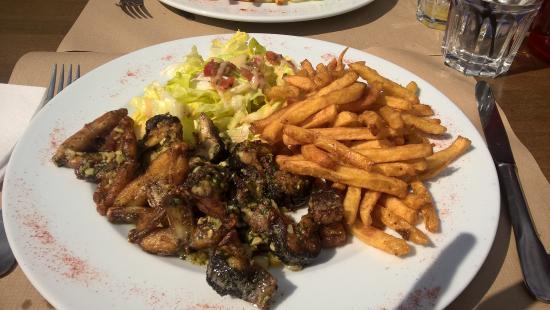Restaurant Au Bout Du Monde Olonne Sur Mer
