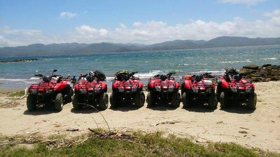 Sardinal, Costa Rica: Adventure tour, what you get to ride!!