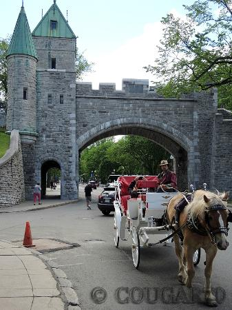 Fortifications of Quebec National Historic Site: Medieval
