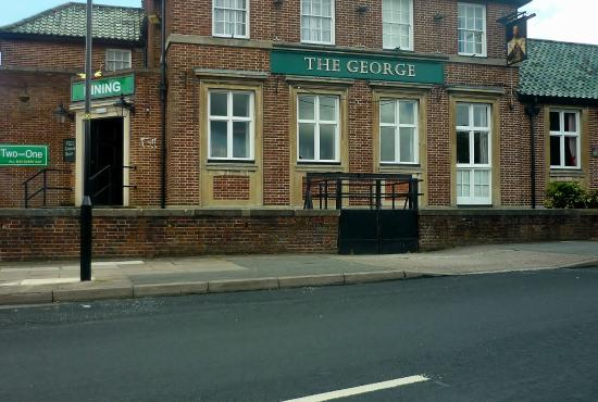 The George, Bebington