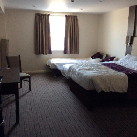 Family room picture of premier inn barrow in furness for Premier inn family room