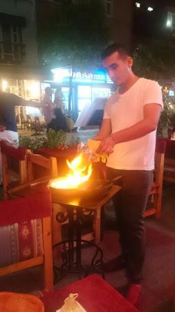 Siva Cafe Restaurant: Şiva Cafe Restaurant