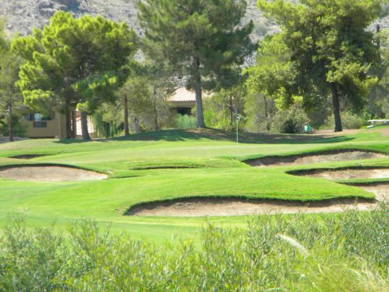 The Raven Golf Club at South Mountain : The Raven