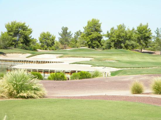 The Raven Golf Club at South Mountain : Par 3