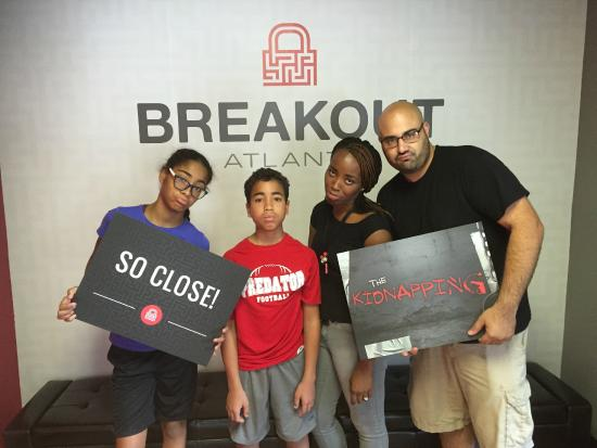 Atlanta Escape Room - Picture of Breakout Games - Atlanta (Norcross
