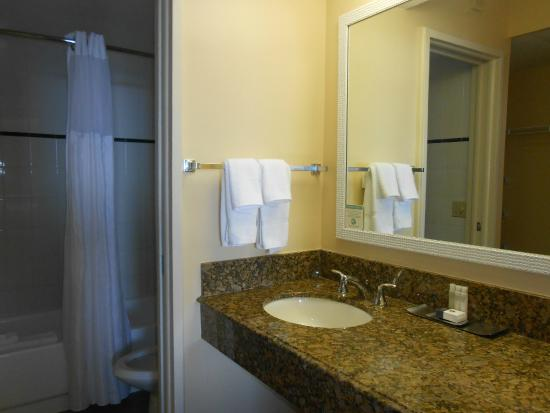 The Bathroom Picture Of Bahia Mar Fort Lauderdale Beach A - Bathroom fixtures fort lauderdale