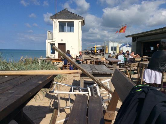 La cale picture of la cale blainville sur mer tripadvisor for A maison restaurant blainville