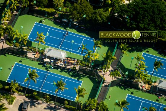 ‪Blackwood Tennis‬