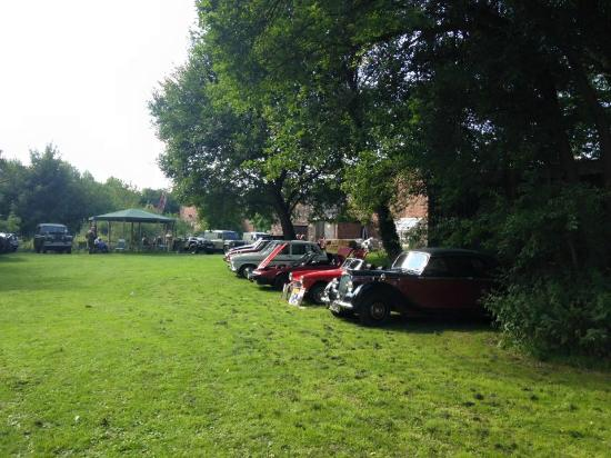 Thwaite Mill Sept 15 Car Rally Picture Of Thwaite Mills Leeds
