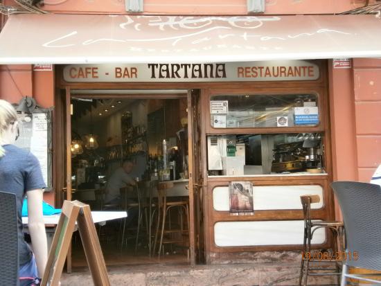 La Tartana restaraunt, Cartagena
