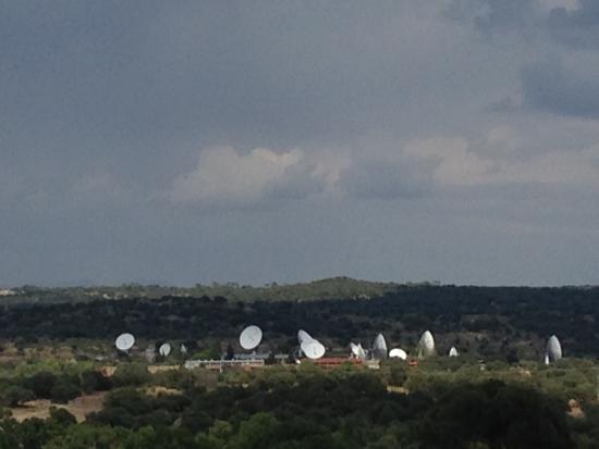 Complejo de Comunicaciones con el Espacio Profundo NASA: Antenas de Fresnedillas