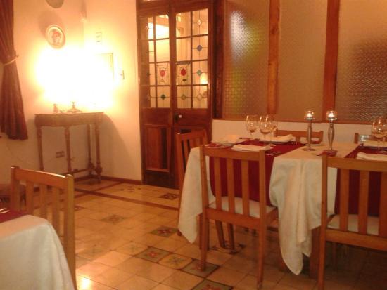 Casa Luisa Bistro & Wines: salon