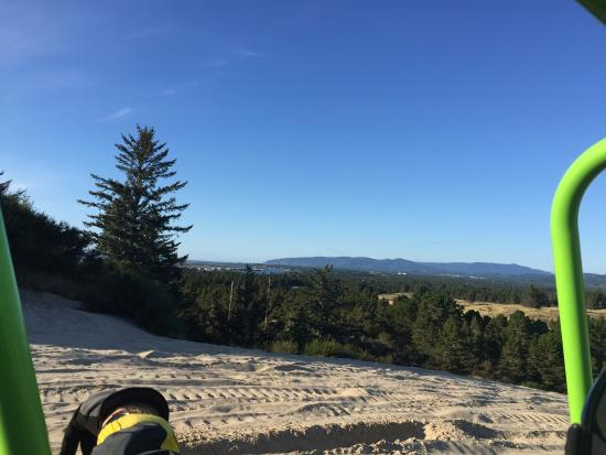 Florence, OR: Our adventure with Mike