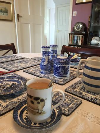 Rusland Bed and Breakfast: Tea