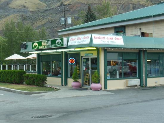 Cache Creek (BC) Canada  city pictures gallery : ... Cache Creek, BC, Canadá Bild von Heartland Restaurant, Cache Creek