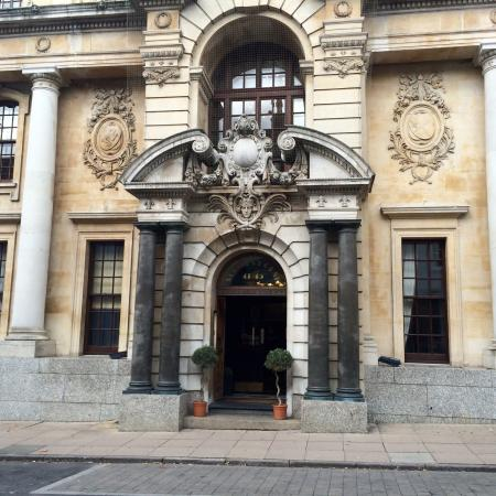 St Giles Spa Norwich Review