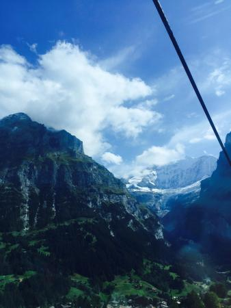 Grindelwald, Swiss: First