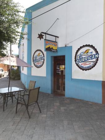 Parrilladas y Mariscos El Currican