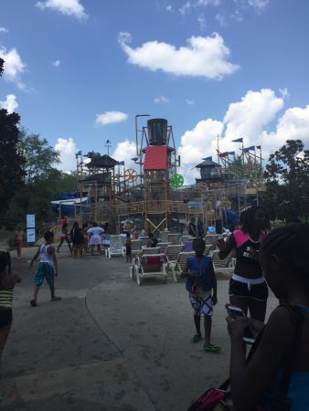 Geyser Falls Water Park - Picture of Geyser Falls Water Theme Park ...