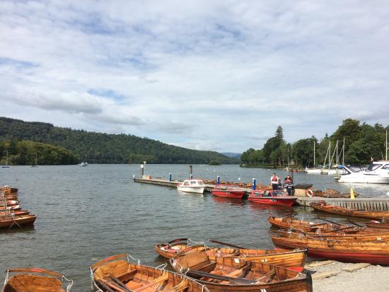 Bowness-on-Windermere, UK: The Lake