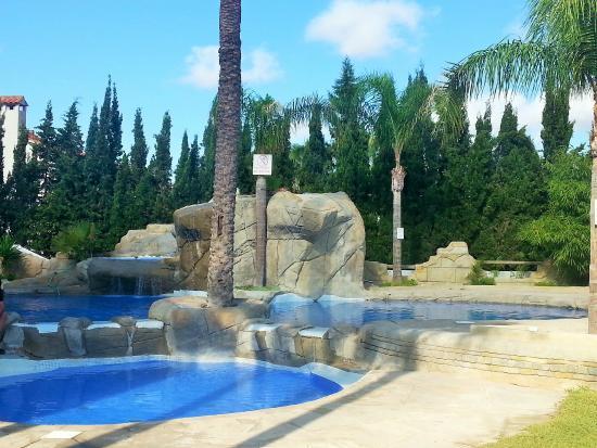 Hotel Rober Palas: piscina