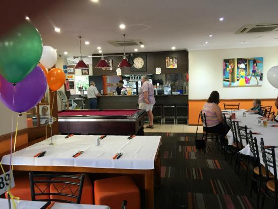 Queensland National Hotel: Bar
