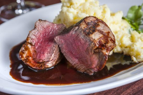 Sam's Steakhouse : Tender Juicy Ternderloins - Filet Mignon a Sam's Tradition of Excellence Ludlow VT