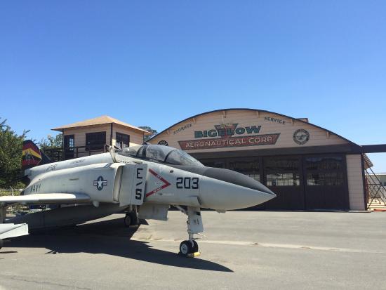 Santa Maria Museum of Flight