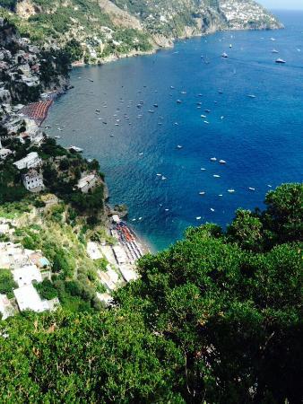 Tour of Italy: Amalfi Coast
