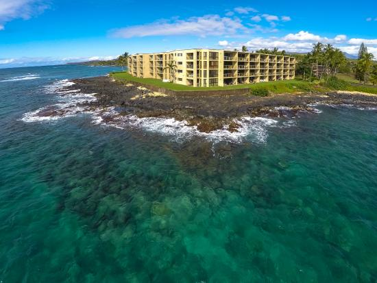 Kuhio Shores 410...if you think you need to be ON a beach THINK AGAIN! - Review of Kuhio Shores Condos Poipu HI - TripAdvisor & Kuhio Shores 410...if you think you need to be ON a beach THINK ...