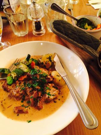 Bistrot Pierre: Family lunch