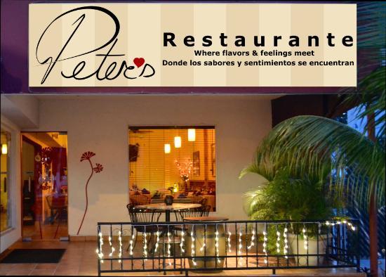 Peter's Restaurante: Peters Front