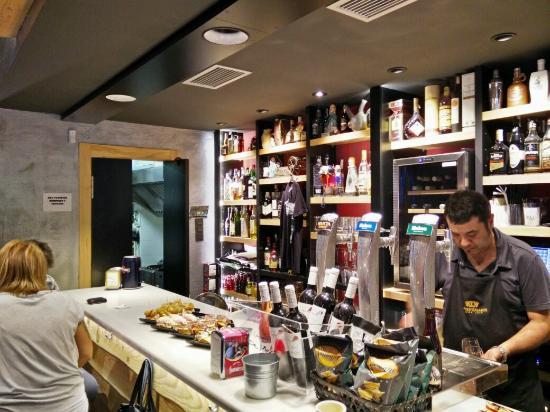 imagen Bar Cafeteria Pale Ale en Sestao