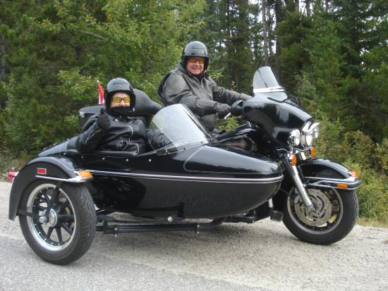 Jasper Motorcycle Tours Day Tours: Oldies day out