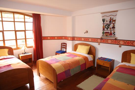 Guesthouse Coya: Triple room