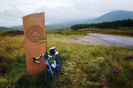 Highland Road Picture Of Ticket To Ride Bike Hire