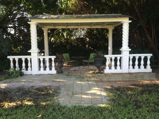 Jensen Beach, FL: wedding area