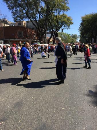 Foto De Feria De Mataderos Buenos Aires Artesanias En