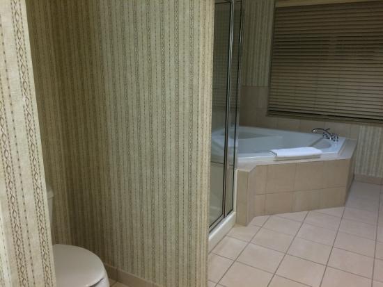 Perfect Hilton Garden Inn Syracuse: Bathroom   Whirlpool Suite Gallery