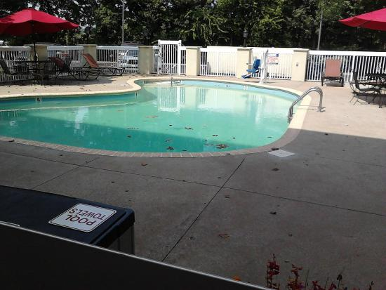 Sleep Inn: hotel pool