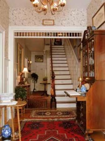 1868 Magnolia House Inn: Front Parlor Featured