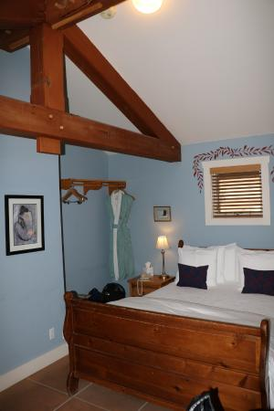 The Alpine House Lodge & Cottages: Our room in the Alpine House