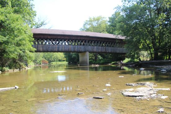 State Road Covered Bridge