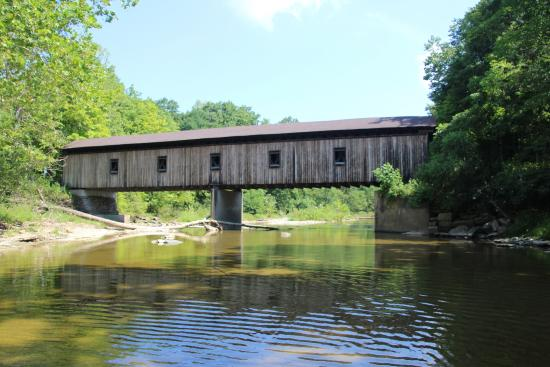 Olin's Covered Bridge