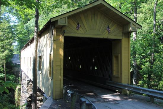 Windsor Mills Covered Bridge