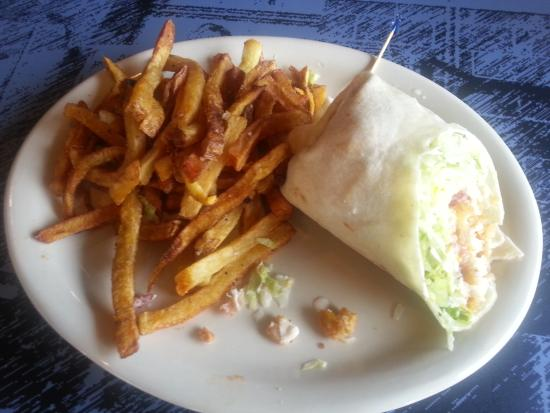 New Prague, MN: Homemade Seasoned French Fries