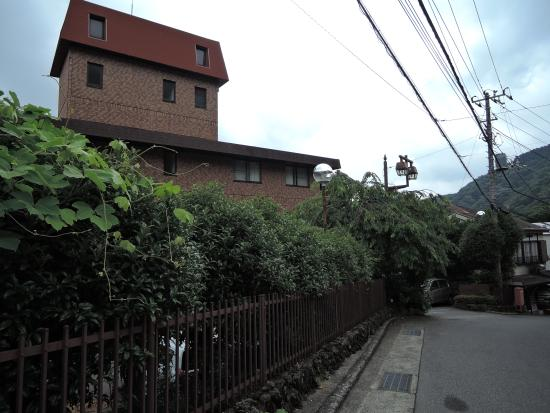 Hakone Reinanso : 建物