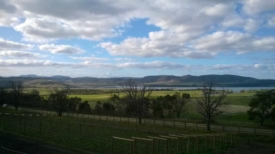 Greater Hobart, Australien: You would never get tired of this view
