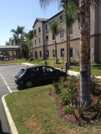 Golf Course Picture Of Hilton Garden Inn Los Angeles Montebello Montebello Tripadvisor