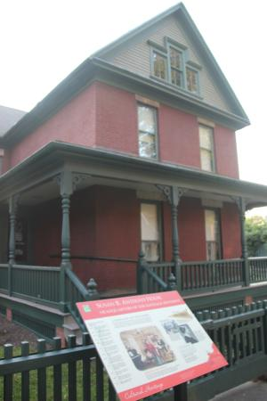 National Susan B. Anthony Museum & House: Susan B. Anthony Museum & House